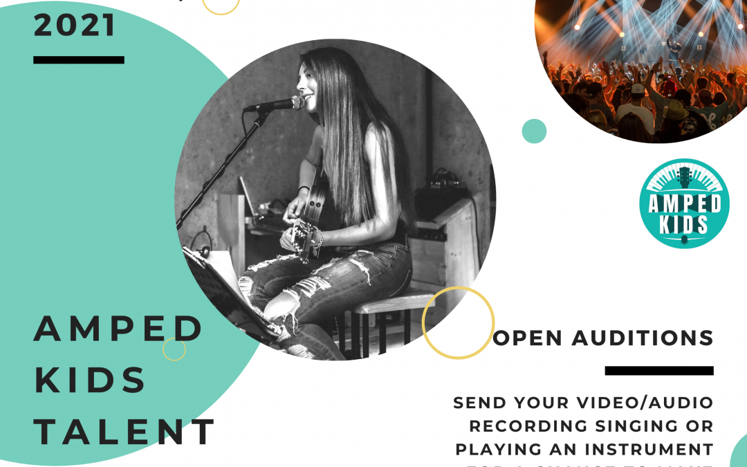 Talent Show Open Auditions