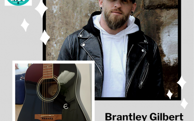 Amped Kids – Brantley Gilbert Guitar Raffle